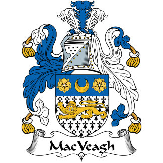 MacVeagh Coat of Arms