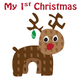 Reindeer My 1st Christmas Gifts and Clothes