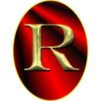 Letter R Monograms