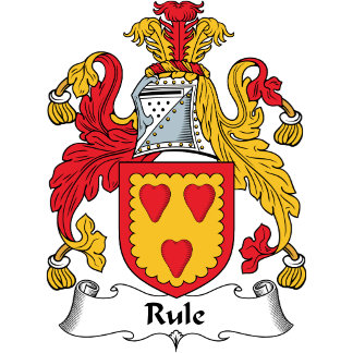 Rule Family Crest