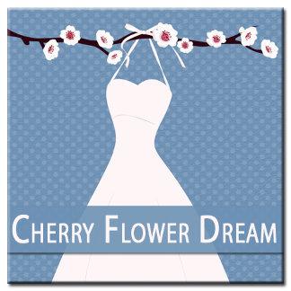 Cherry Flower Gown