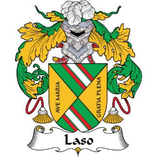 Laso Family Crest