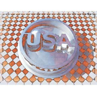 Retro USA Graphic