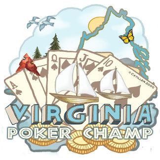 Virginia Poker Champion