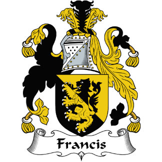 Francis Family Crest / Coat of Arms