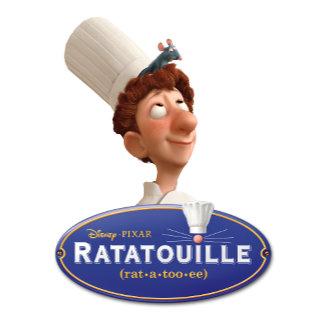 Ratatouille Remy Design