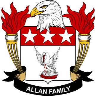 Allan Coat of Arms