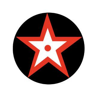 Pentagram Stars
