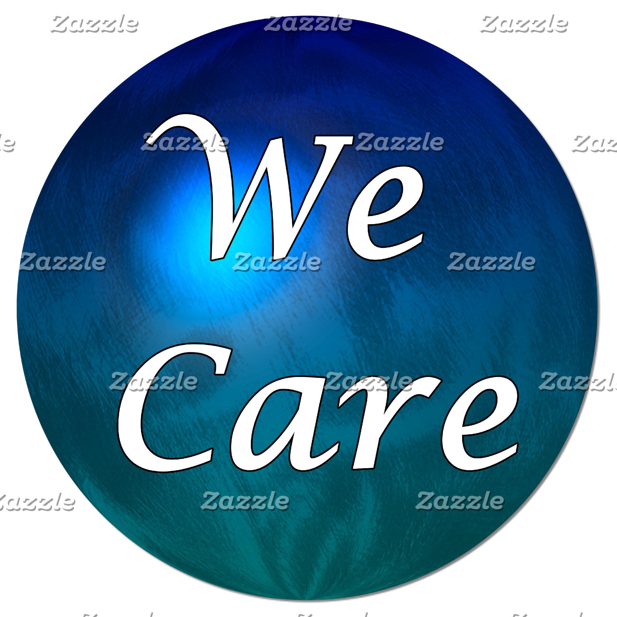We Care - Show you care!