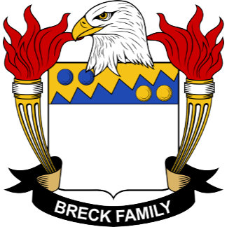 Breck Coat of Arms