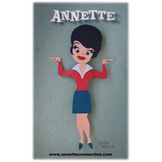 Annette - Merlin Jones
