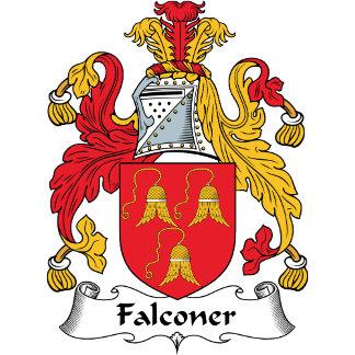 Falconer Family Crest