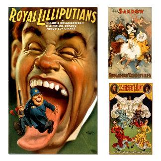 Vaudeville Posters