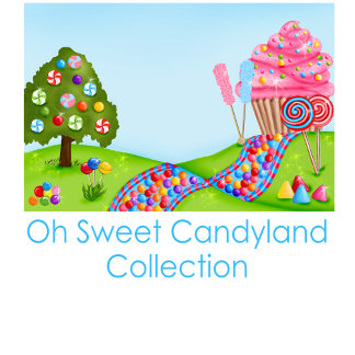 Oh Sweet Candy Land