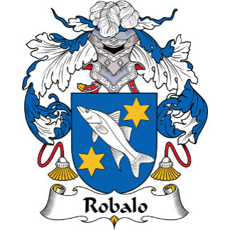 Robalo Family Crest