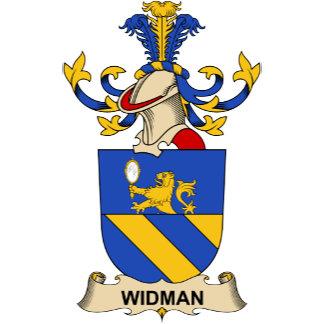 Widman Family Crest