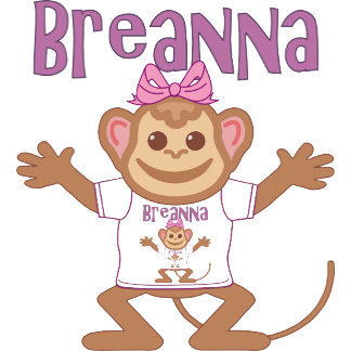Little Monkey Breanna