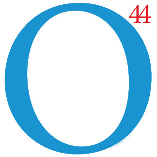 O44: Obama to the Power of 44!