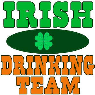 IRISH DRINKING TEAM 2015