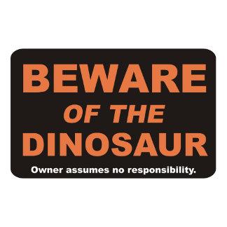 Beware / Dinosaur