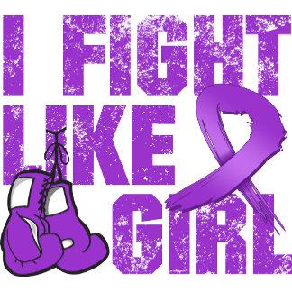 Epilepsy I Fight Like A Girl (Grunge)