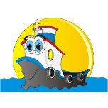 Cartoon Tug Boat.png