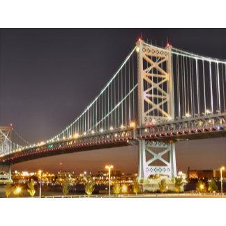 Poster Art / Prints - Philadelphia - Skyline