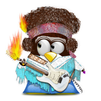 Tux Hendrix