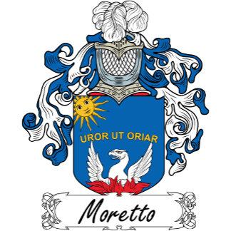 Moretto Family Crest