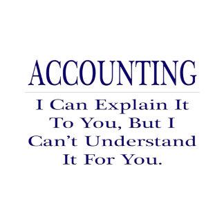 Accounting Joke .. Explain Not Understand