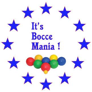 It's Bocce Mania