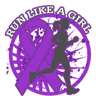 Epilepsy Run Like A Girl