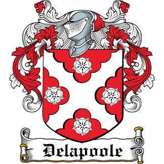 Delapoole Coat of Arms