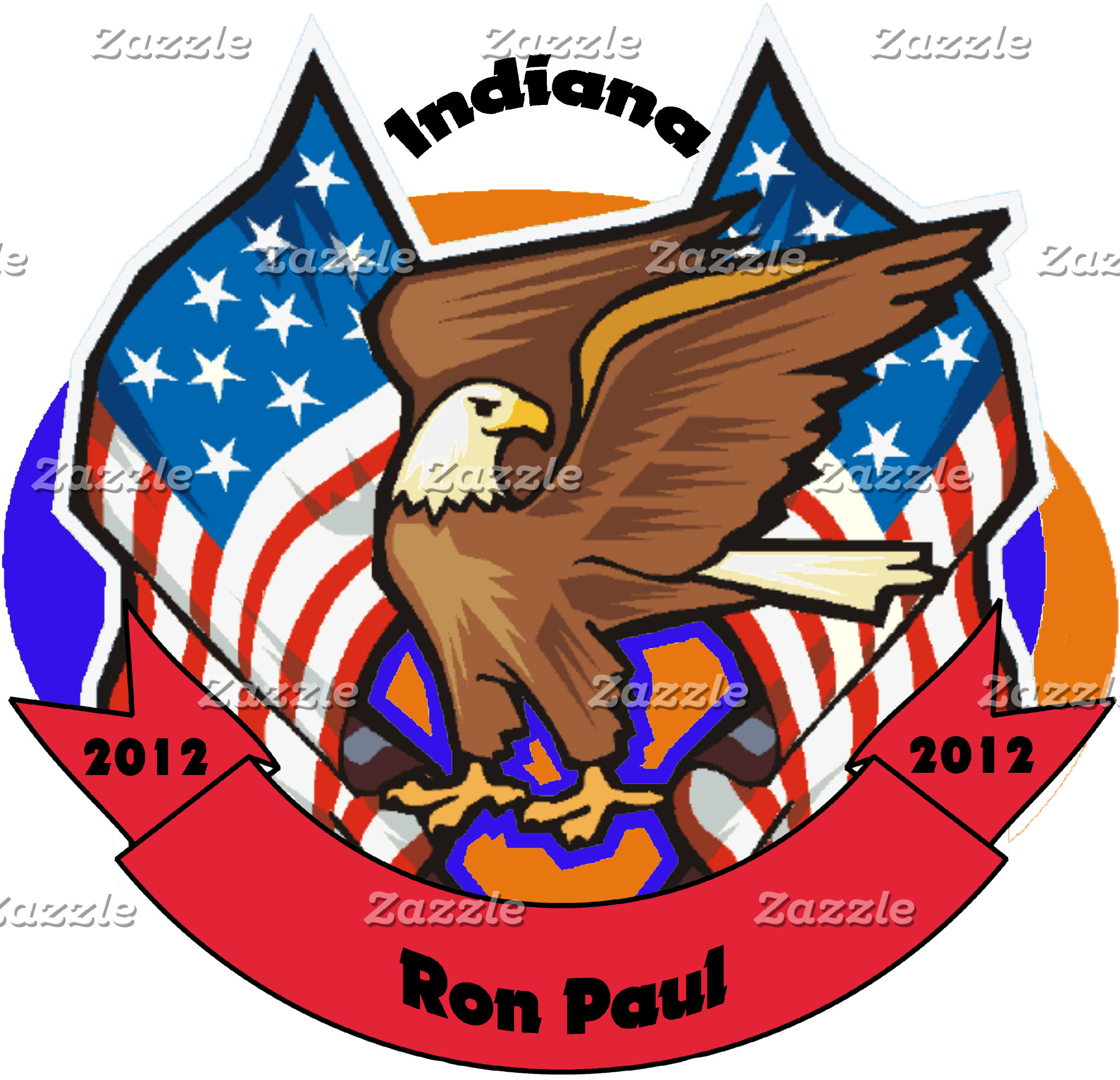 Indiana for Ron Paul