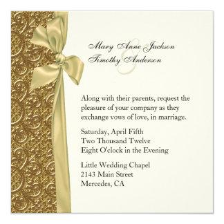 Golden Elegance Wedding Products
