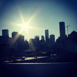 Houston Texas Skyline 2