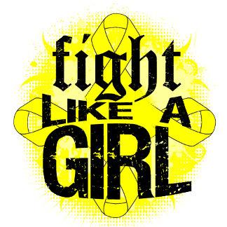 Bladder Cancer Fight Like A Girl Rock Ed.