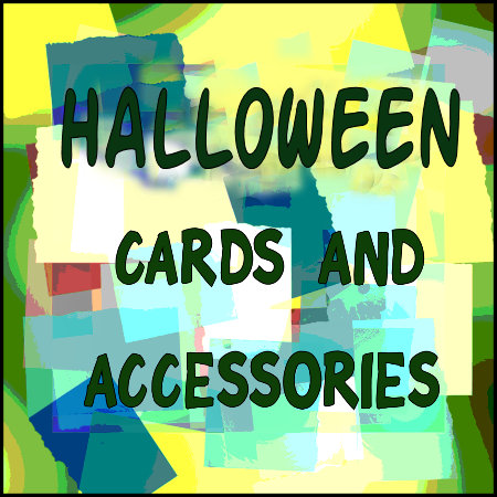 HALLOWEEN CARDS AND ACCESSORIES