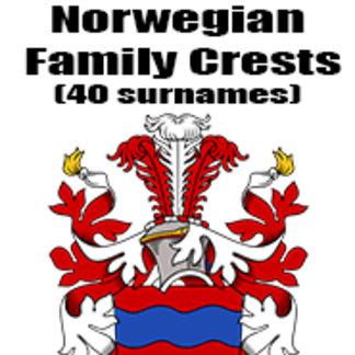 Norwegian Family Crests