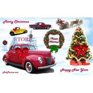 1940_Classic_Ford_Christmas