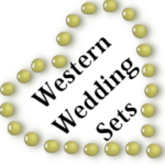 Western Wedding Sets
