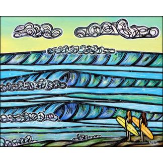 Beach Art - Pure Surf