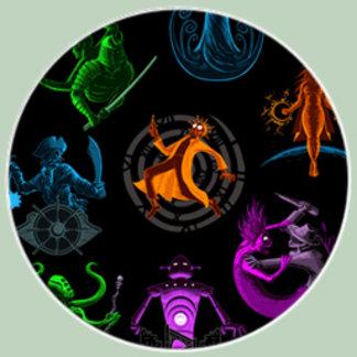 Geek Zodiac Gear by Sign
