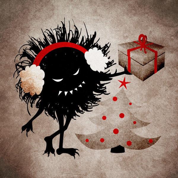 Evil Christmas Bug Gives Present