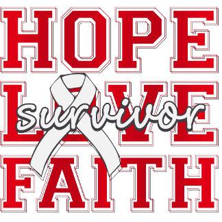 Lung Cancer Hope Love Faith