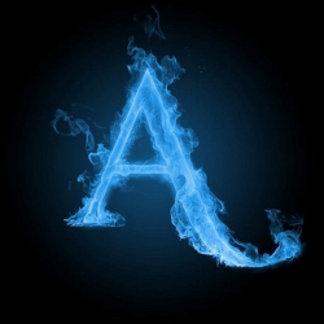 Blue atheist A