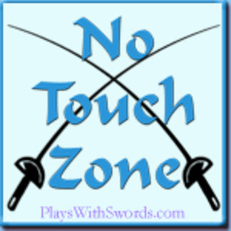 No Touch Zone (blue)