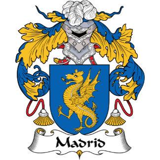 Madrid Family Crest