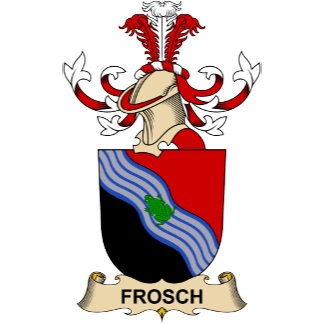 Frosch Coat of Arms
