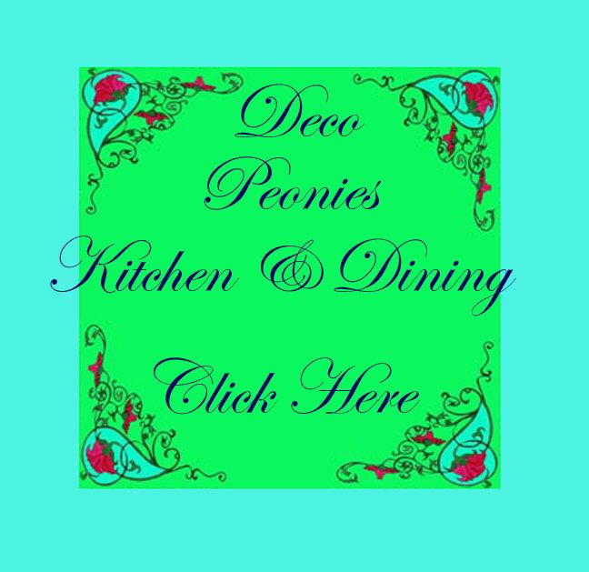 Art Deco Style Kitchen & Dining